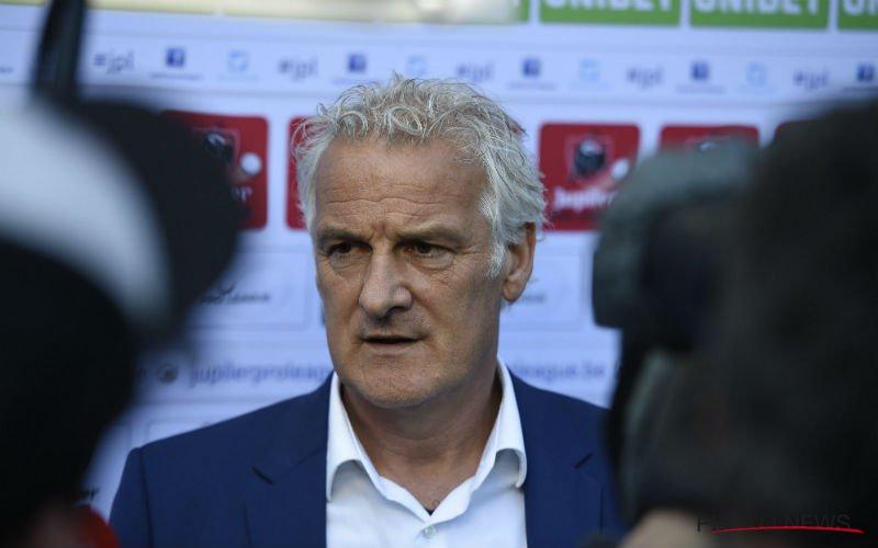 Opvallend: 'Rutten ontvangt deze vertrekpremie van Anderlecht'