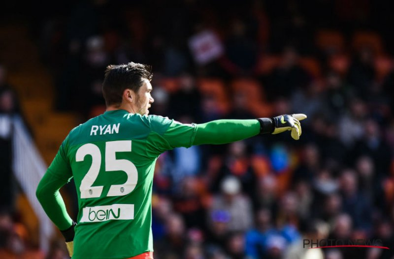 Zo denkt Preud'homme over mogelijke transfer van Ryan naar Anderlecht