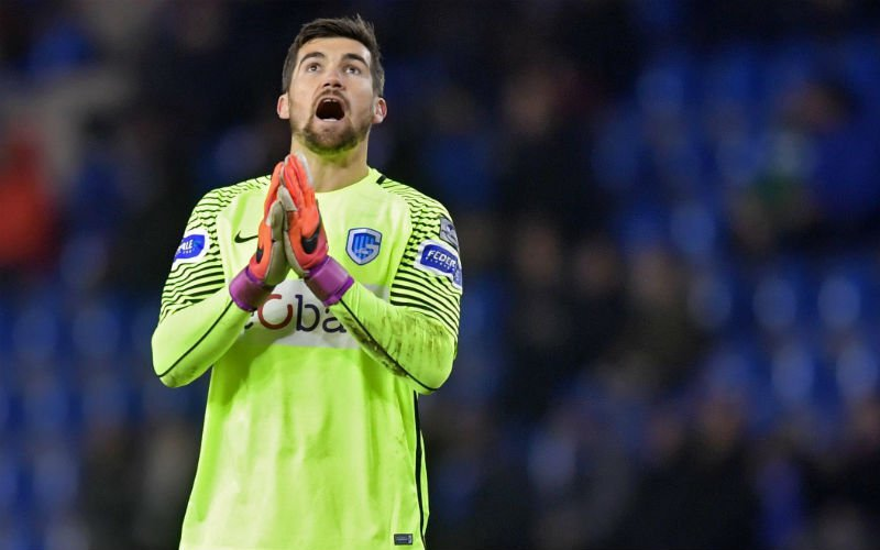 Ryan over transfer naar Genk: