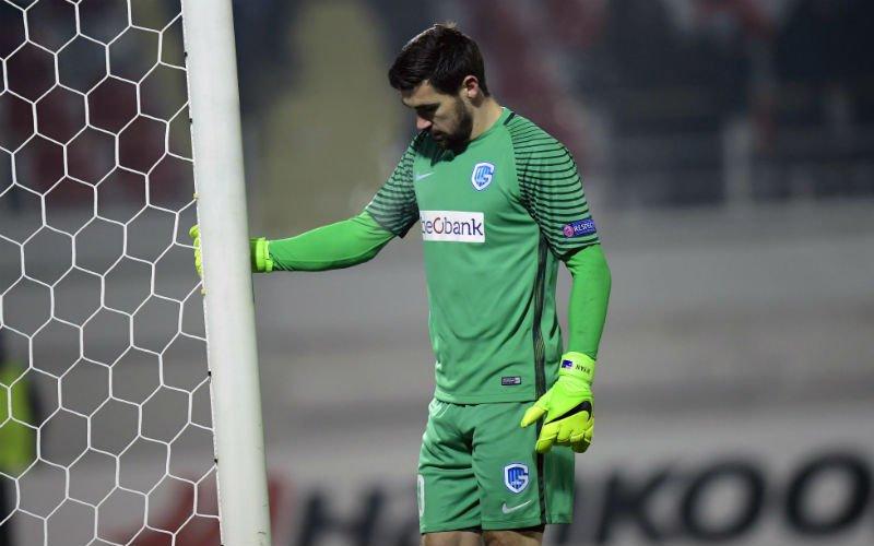 Mathew Ryan wordt zwaar aangepakt door Anderlecht-fans