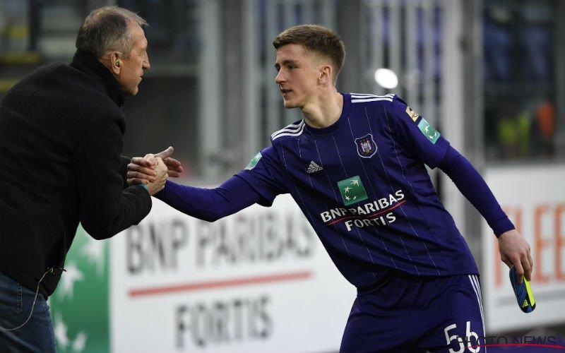 'Dit is Anderlecht écht van plan met Alexis Saelemaekers'