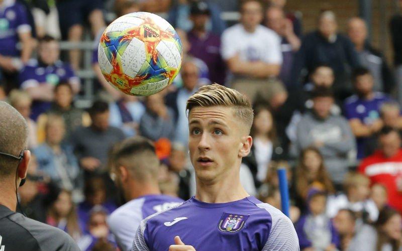 Saelemaekers krijgt geen kans meer bij Anderlecht: