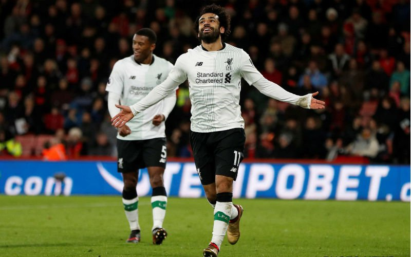 Salah maakt 31ste, maar Liverpool verspeelt zekere zege in dol slot