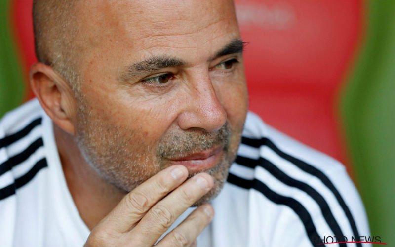 Argentinië gooit Jorge Sampaoli eruit na mislukt WK