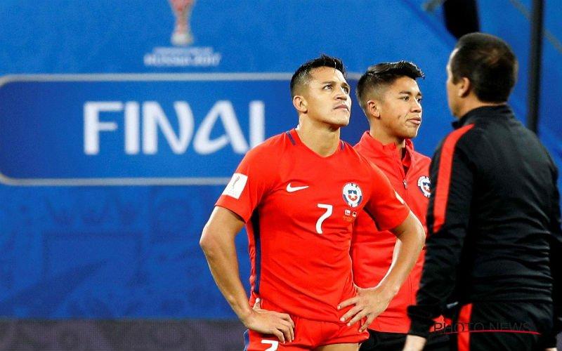 'Alexis Sanchez blundert en verraadt eigen toptransfer'