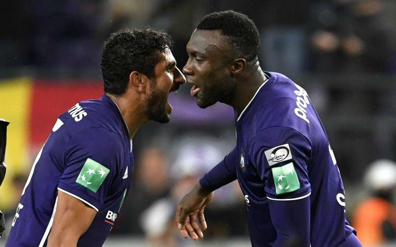 Peperdure Sanneh reageert op kritiek van Anderlecht-fans