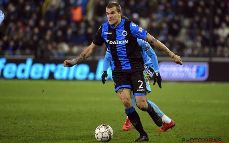 'Twee recente aanwinsten overwegen vertrek bij Club Brugge'