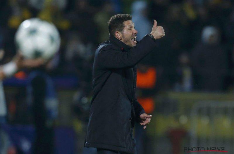 Simeone breekt hart van elke Atlético-fan: