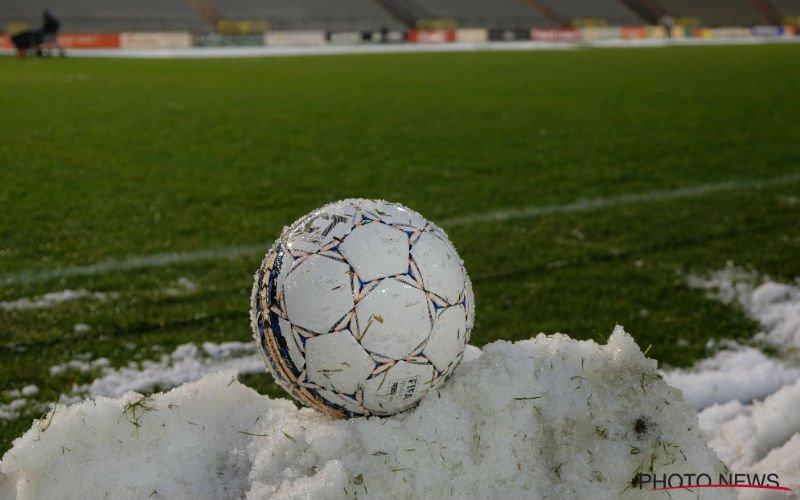 Sneeuw zorgt voor heel veel afgelastingen: een overzicht