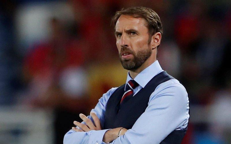 Gareth Southgate wisselt alweer voor de wedstrijd tegen Rode Duivels