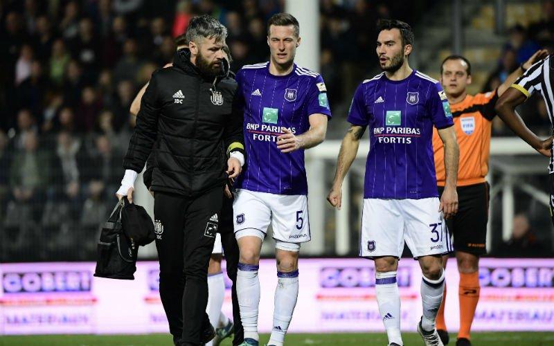 Erg droevig nieuws voor Anderlecht-speler Obradovic