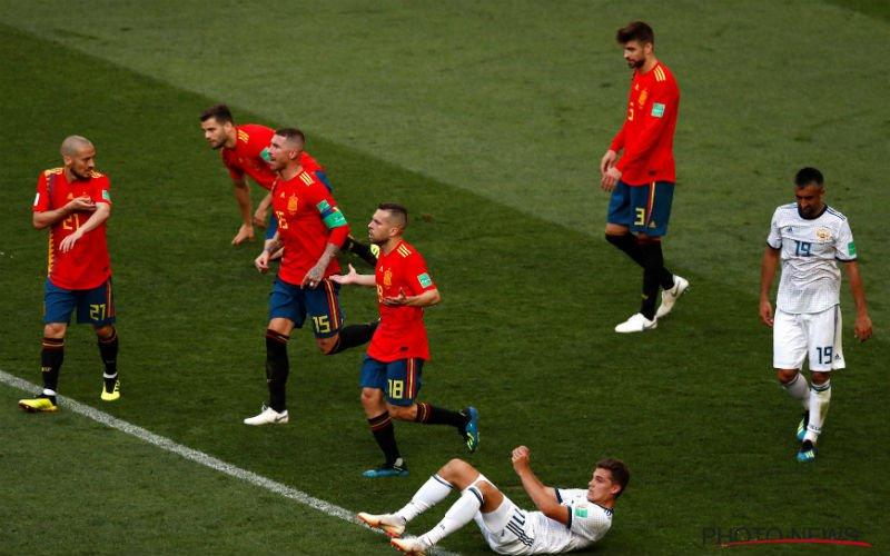 De Mos weet het probleem van Spanje: