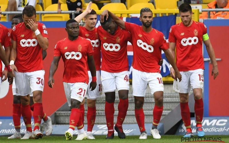 'Standard zegt 'neen' tegen transfer van 5,5 miljoen euro'
