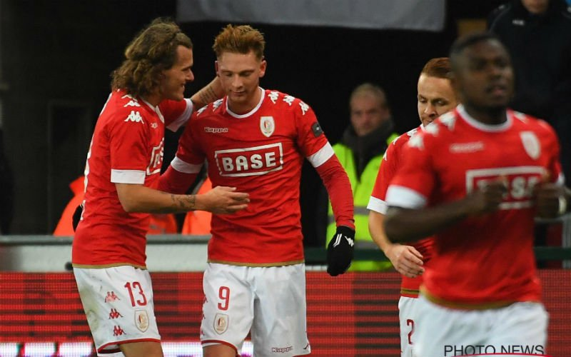 Standard haalt opgelucht adem, Anderlecht vloekt