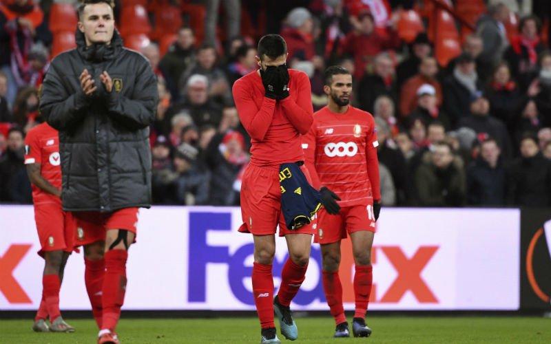 Standard geeft kwalificatie uit handen tegen Arsenal