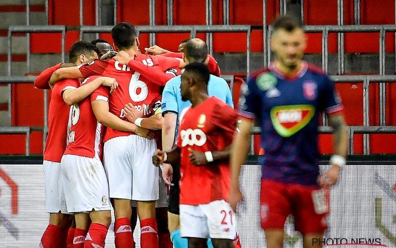 Standard is razend op Club Brugge