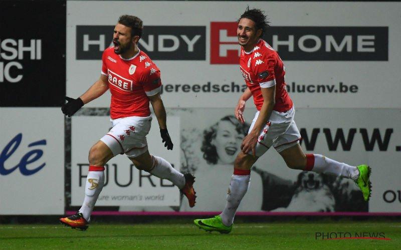 Standard wint zuinig van Waasland-Beveren en zet jacht op play-off I verder