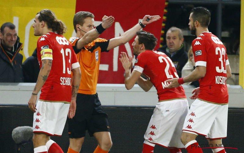 Speler van Standard beschuldigt ref van omkoping na wedstrijd op Anderlecht