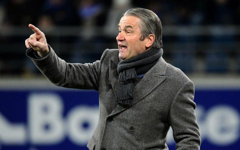 'Bernd Storck onderhandelt met deze Belgische topclub'