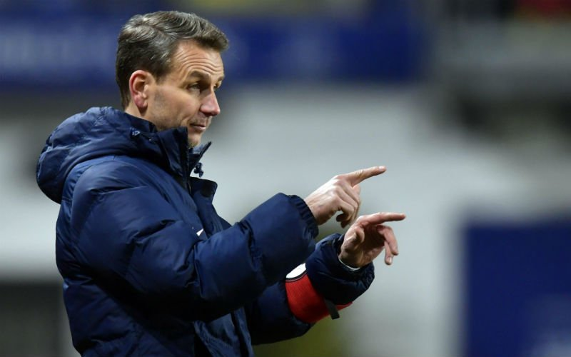Genk-coach Stuivenberg ziet kansen:
