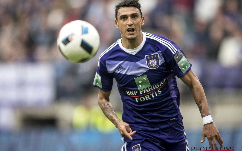 Verrassende transfer op til voor Matias Suarez?