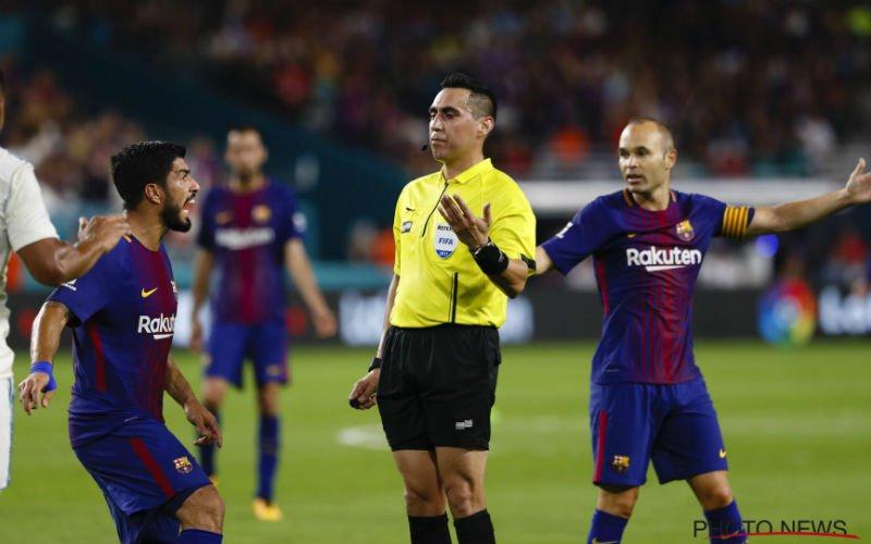 Barça-fans in shock: Ook dit clubicoon weg?