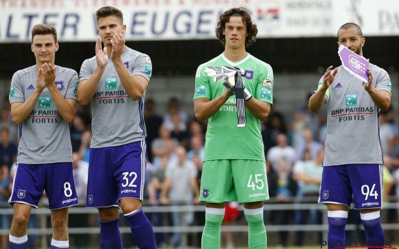 'Anderlecht vindt oplossing voor Svilar'