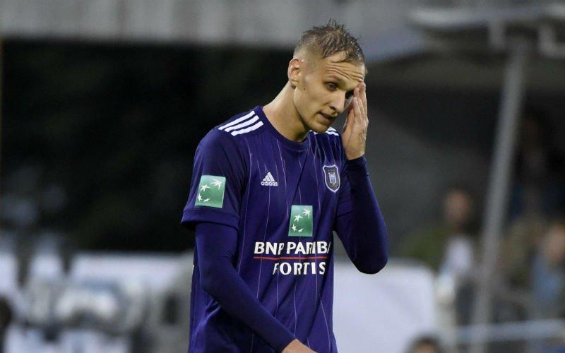 Anderlecht heeft een serieus probleem met Teodorczyk