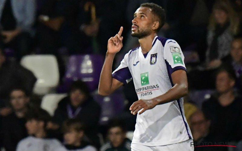 'Anderlecht neemt beslissing over Thelin (die aan lopende band scoort)'