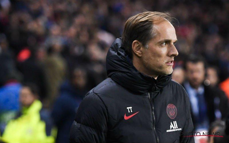PSG-coach Tuchel over Club Brugge: