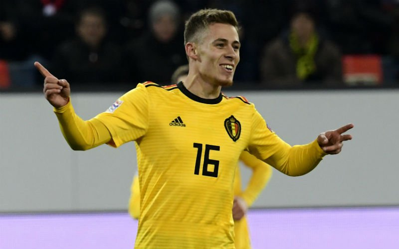 Kogel is door de kerk: 'Droomtransfer voor Thorgan Hazard'