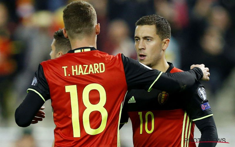 Thorgan Hazard komt met update over transfer van Eden naar Real