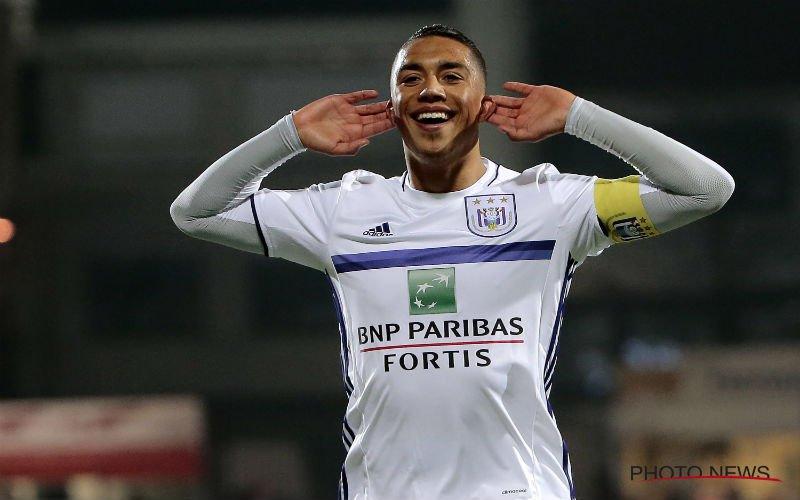 Anderlecht dankt zege aan fenomenale Tielemans