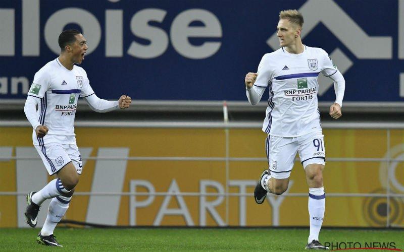 Ramp dreigt voor Anderlecht met Teodorczyk