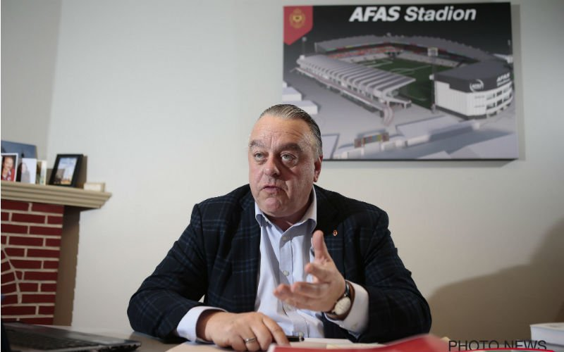 Wordt dit de nieuwe (Belgische) trainer van KV Mechelen?