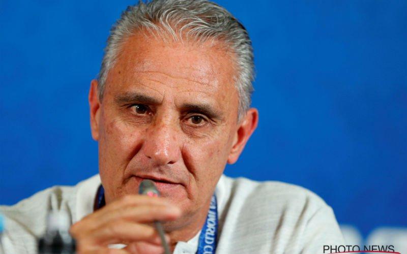 Brazilië neemt besluit over positie van bondscoach Tite