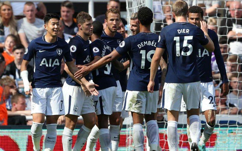 'Tottenham dumpt viertal, waaronder twee Rode Duivels, voor 195 miljoen'