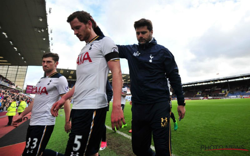 Vreselijk drama treft Tottenham Hotspur