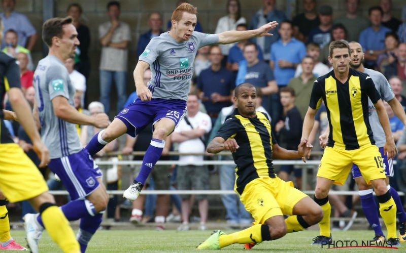 Trebel laat zich uit over zijn gloednieuwe positie bij Anderlecht