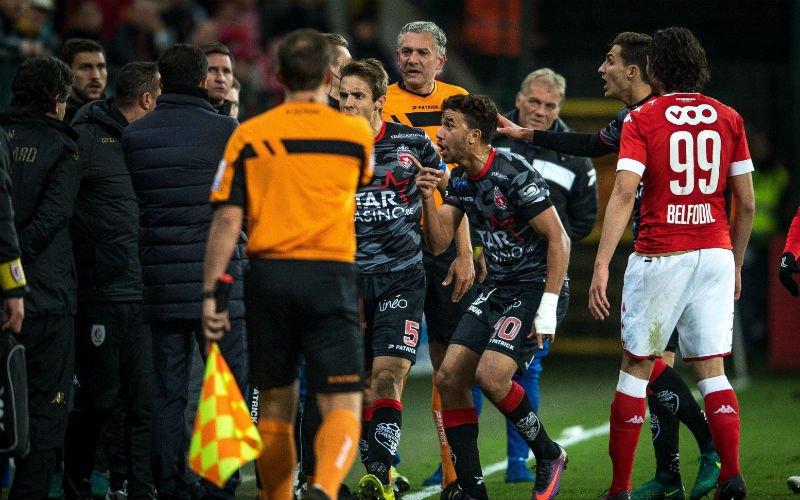 Voetbalbond beslist over verkeerde rode kaart bij Standard-Moeskroen