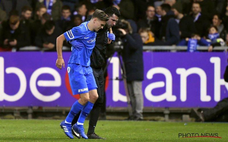 Belangrijke update over blessure van Leandro Trossard