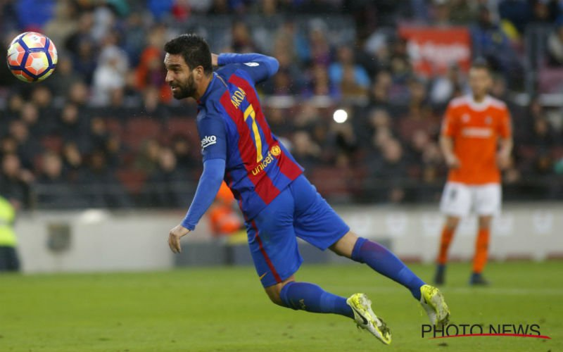 Kogel is door de kerk: Arda Turan verlaat Barça en tekent bij deze club