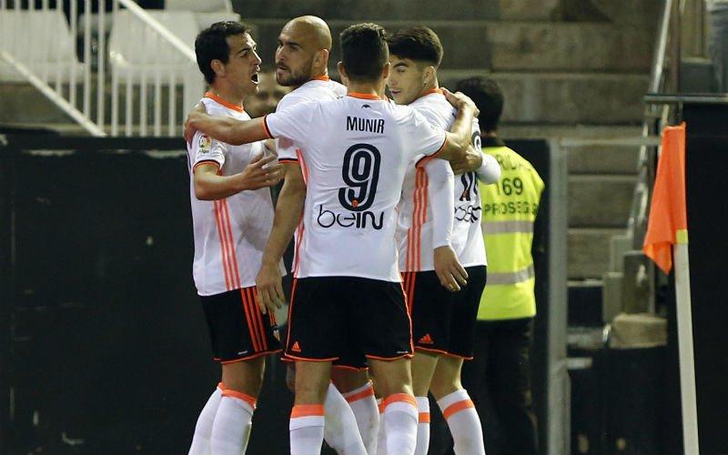 'Valencia aast op voormalige topper van Club Brugge'