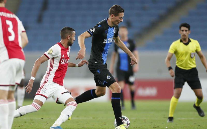 'Ajax heeft genoeg gezien van Hans Vanaken'