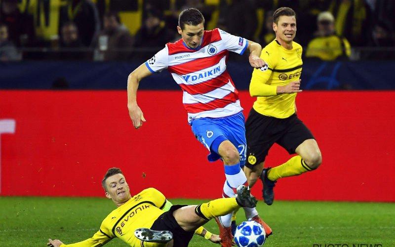 Pijnlijk: L'Equipe geeft Vanaken erg weinig punten tegen Dortmund
