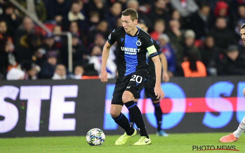 'Club Brugge moet nu écht vrezen voor vertrek van Vanaken in januari'