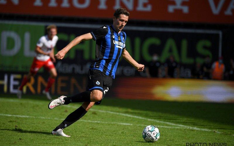 Vanaken heeft bizarre mening over Benteke bij Club Brugge