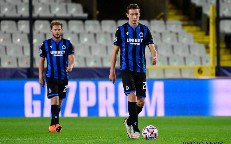 Club Brugge-fans halen uit naar Hans Vanaken