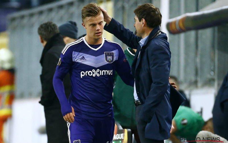 Het is zeker: Vancamp verlaat Anderlecht voor deze club