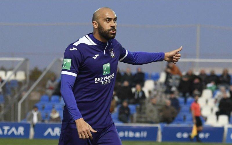 'Anderlecht neemt opmerkelijke beslissing over Anthony Vanden Borre'